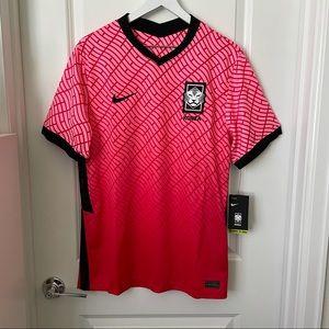 Nike South Korea Home Jersey 2020 Size L Men